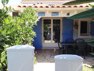 Villa GABRIELLE bord de mer et piscine, Vendres