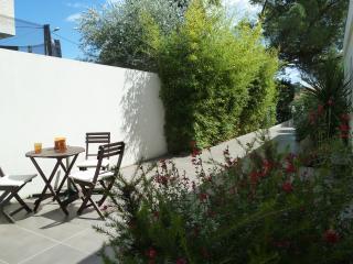 Appartement F1 dans villa a Montpellier