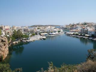 Die Villa mit Blick auf den See, Agios Nikolaos
