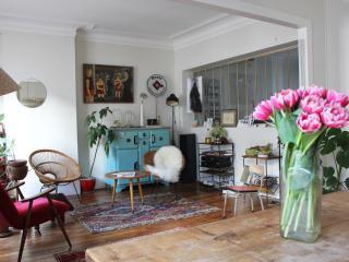 Appartement chaleureux, lumineux, spacieux à Paris