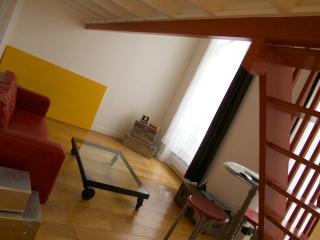 Quartier latin- Grand Studio + Mezzanine, Paris