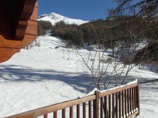 Les Orres-Embrun, Chalet de charme 7 prs terrasse