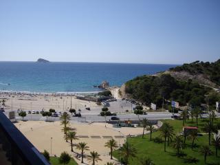 Balcón del Mar,1º linea de playa, Villajoyosa