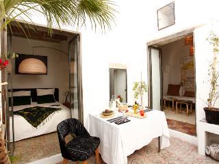 Maison arabe rénovée dans la Médina de Tunis