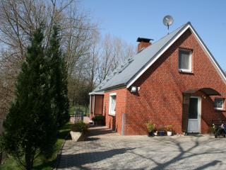 Haus 'Flussblick' in Ihlienworth/ Bereich Cuxhaven