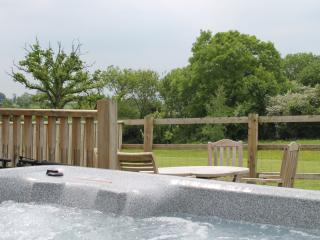 Lower Withial Farm - Bradley Barn with Hot tub