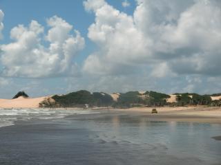 Casa de férias na Praia de Genipabu, Natal