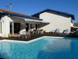 Villa pour 12 personnes proche de biarritz france