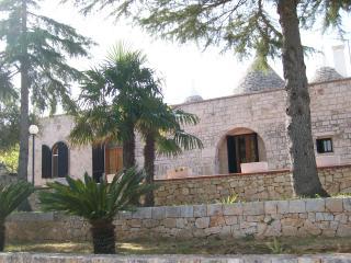 trullo reale  san Anna, Cisternino