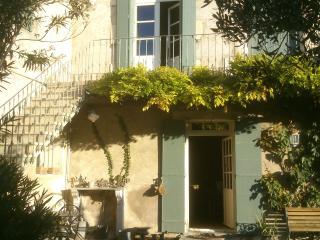 Maison Provencale du 18 ème siècle de 160M2 jardin, Vallabregues