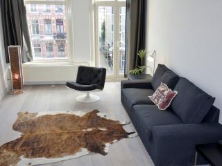 Stijlvol appartement met 2 slaapkamers aan de overkant van het Vondelpark, Amsterdam