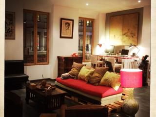 Appartement style loft - 5min Bellecour, Lione