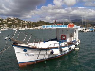Encantadora villa al lado del mar, Port d'Andratx