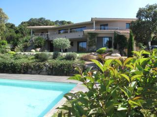 Magnifique villa avec une vue superbe