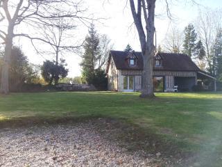 Charmante maison normande 5 kms d'Honfleur