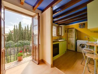 Increible apartamento con vistas a la Alhambra