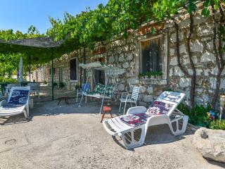 Dalmatian Stone House Villa Anka, Podaca, Brist