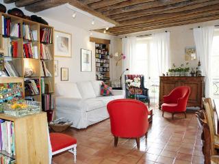 AMEL108: typiquement parisien 2 chambres, Paris