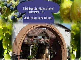 Ferien-Appartements für je 2 Personen, Rhodt unter Rietburg
