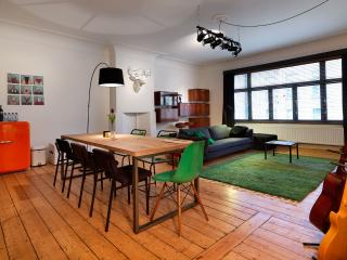 B&B Peace-in-the-City (city apartment), Antuérpia