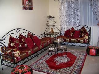 Appartement a Tanger sur plage Iris Corniche