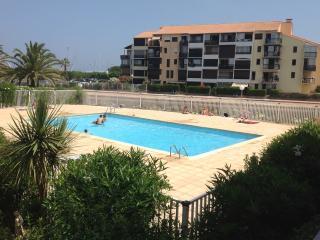 Saint cyprien plage F2 entièrement rénové marina, Saint-Cyprien-Plage