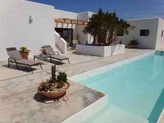Can Santi des Monestir .  Casa de vacaciones en Formentera  .