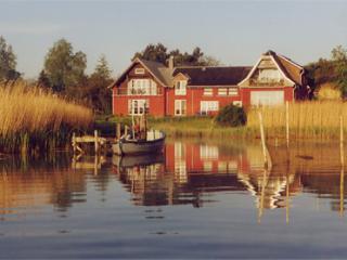 Atelierhaus am Bodden auf der Insel Rügen, Neuenkirchen