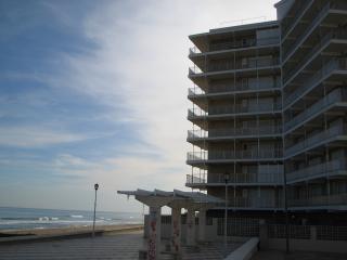 Apartamento 1a linea de costa de Valencia