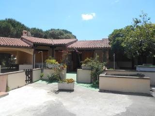 Casa con giardino Via Alghero