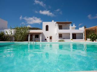 'Can Sunyer', casa rustica en Ibiza