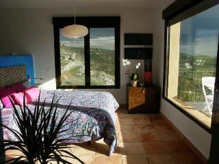 Encantador loft para parejas con piscina y chimene, Zafra de Zancara