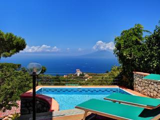 Villa appartamento con piscina casa di Pietro - 113, Sorrento