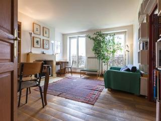 family apartment haut marais