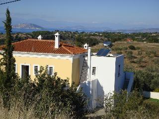 La maison solaire a KRANIDI Argolide Pelopponese