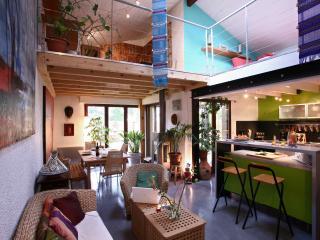 Maison 140m2 avec jardin, 6 pers, proche Hossegor, Capbreton