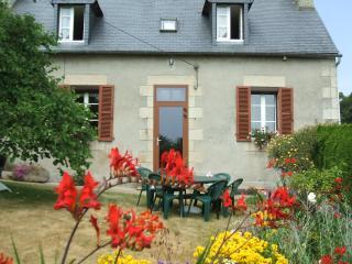Maison avec jardin clos