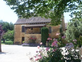 Maison périgourdine en Périgord Noir, Proissans