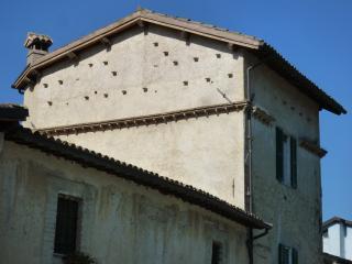 Spoleto - Torre Colombaia del 1636