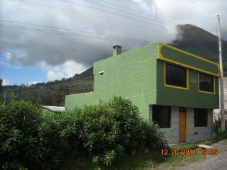 Casa vacacional cerca al lago San Pablo - Ecuador, Otavalo