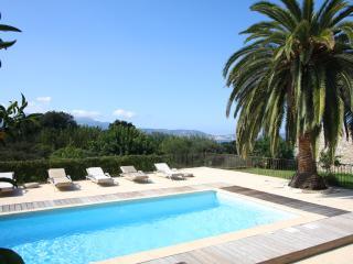 Villa 4 chambres avec piscine et vue sur Calvi, Lumio