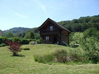 Chalet Nature Découverte des Vosges méridionales, Le Val-d'Ajol
