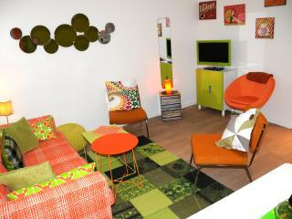 Tournesol appt 2 chambres (6 pers.) Ambiance 70's!, Lille