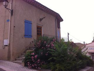 Maison de village, Saint-Marcel-sur-Aude
