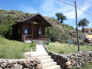 Casa de Madera en Alajero
