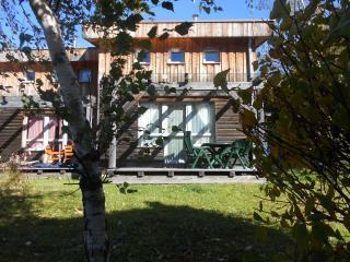 Ferienhaus Nr. 18 mit Fass-Sauna in Hohentauern ohne Verpflegung