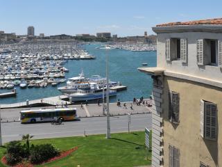 Au centre historique de Marseille