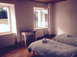 """Appartement """"Un abri pour nos têtes"""", Le Chambon sur Lignon"""