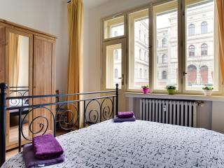 cozy apartment in the heart of historic center