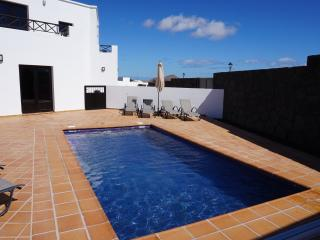 Casa Carolina, Oasis de Nazaret, Lanzarote